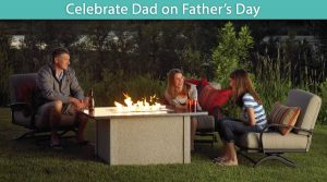 Celebrate Dad on Father's Day
