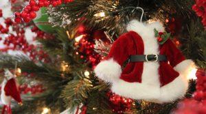 Christmas Trees and Seasonal Decor